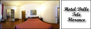 Hotel Delle Tele Florence