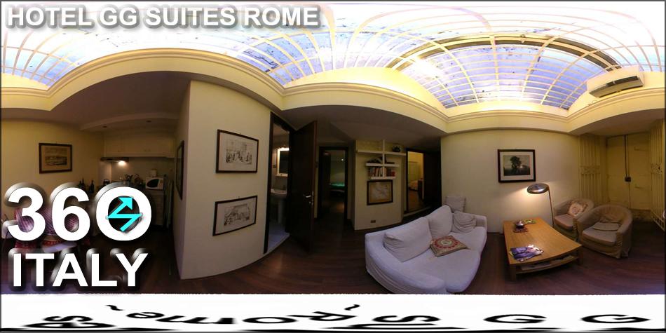 Hotel Gg Suites Rome Virtual Tour